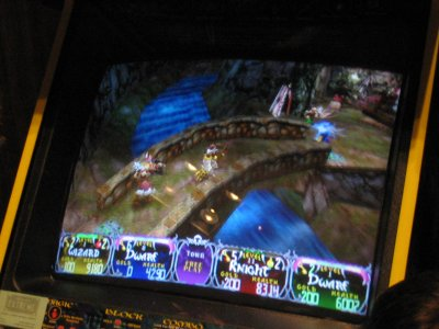 Bill Kendrick's Photos - California Extreme classic arcade game ...